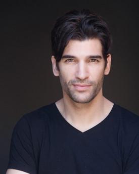 Jeremy Parise, Invertigo Dance Theatre musician