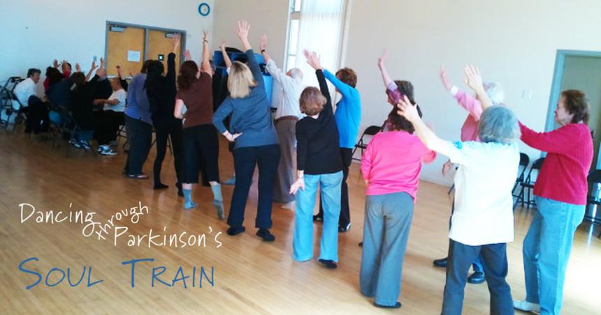 Dancing Through Parkinsons, Dance PD, PD dance, parkinson's dance class, Los Angeles parkinson's, dance for parkinson's, soul train dance