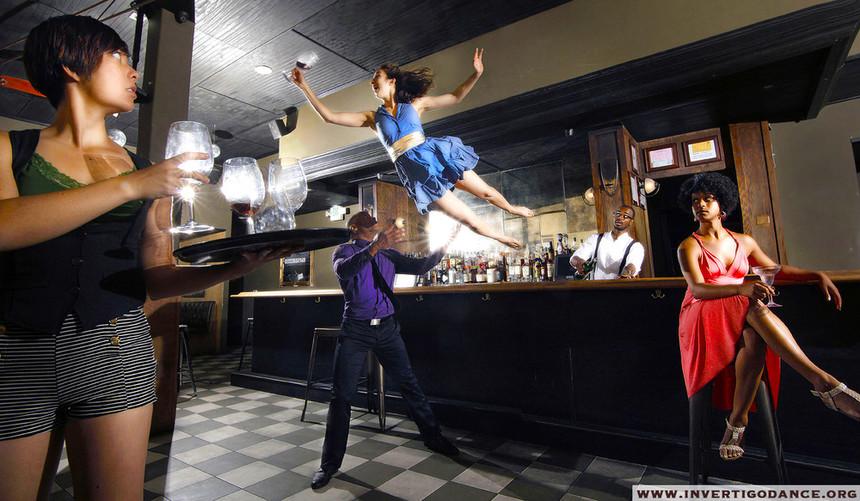 Reeling, Invertigo Dance Theatre
