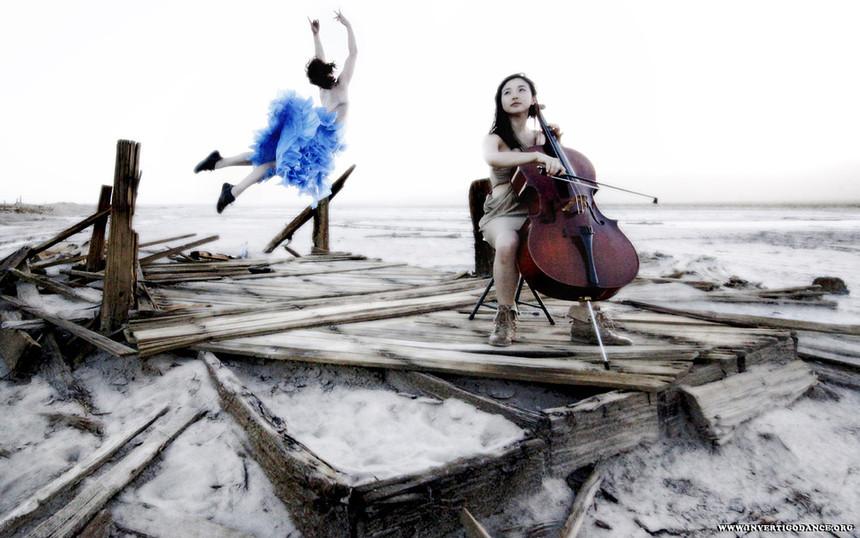 Invertigo Dance Theatre, After It Happened, Los Angeles contemporary dance company, natural disaster dance, rebuilding