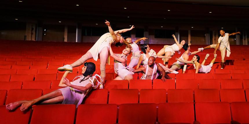 House Lights Up, Moves After Dark, Invertigo Dance Theatre, Music Center