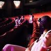 House Lights Up, Music Center, Moves After Dark