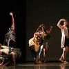 Invertigo Dance Theatre, Give Me Wings, Los Angeles contemporary dance company, behind the scenes, whimsical dance