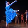 Jessica Dunn, Invertigo Dance Theatre company member, George Simian photography