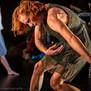 Jessica Dunn, Invertigo Dance Theatre company member, Michael Khourry photography